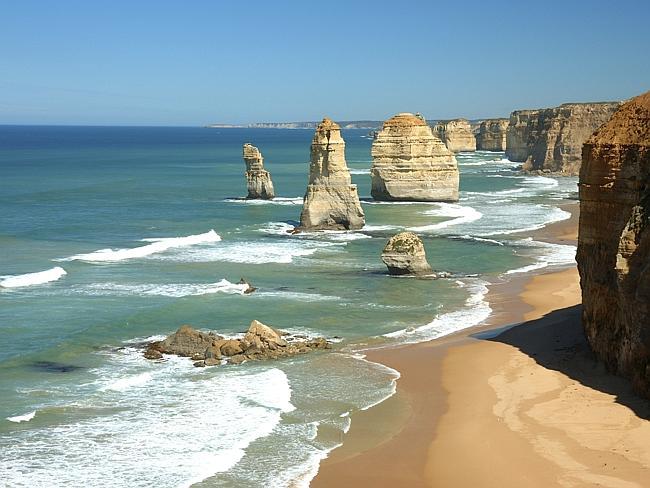 12 Апостолов, штат Виктория, Австралия.