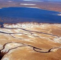 Озеро Эйр (Lake Eyre)