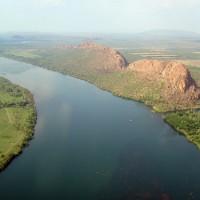 Река Орд (Ord River)