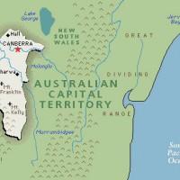 Австралийская столичная территория  (Australian Capital Territory, ACT)