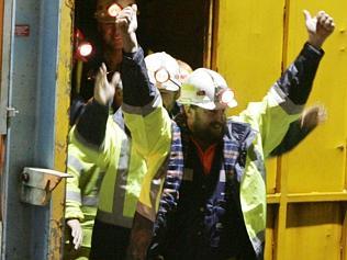 История шахты Беконсфилд.