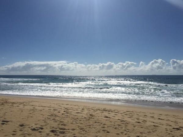 Баддина Бич - лучший пляж на Солнечном Берегу Австралии.