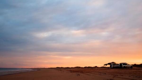 Кебл Бич, Западная Австралия.