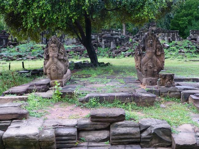 Бантеай Чхмар, Камбоджа.