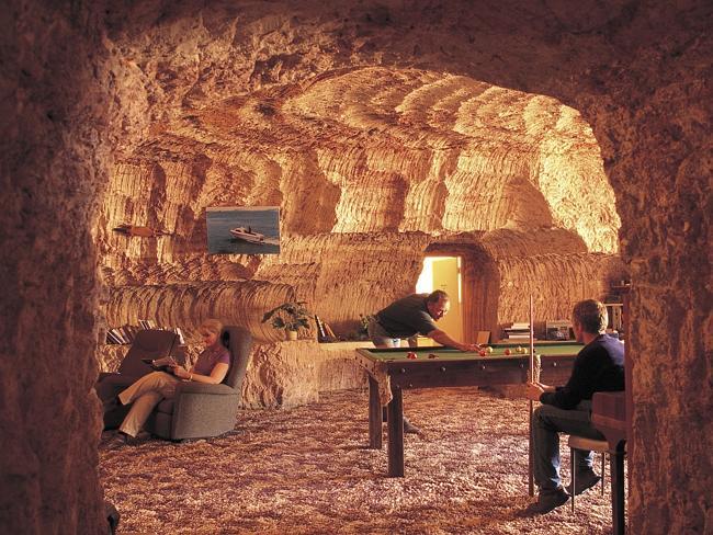 Подземный город Кубер Педи.