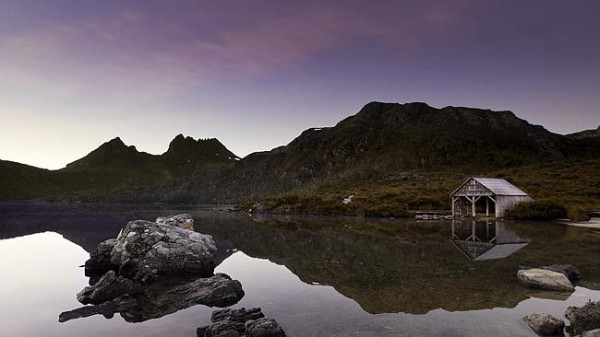 Кредл Маунтейн (Cradle Mountain), Тасмания