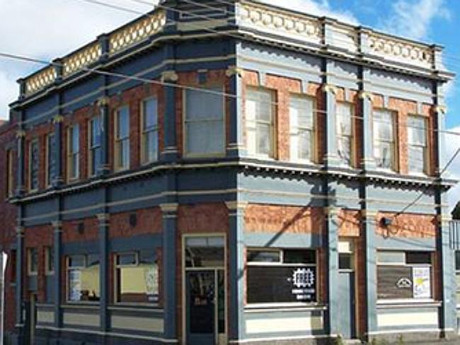 Отель Восточный, Балларата, штат Виктория.