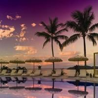 Фото: Эксклюзивный курорт Эландра Мишн Бич / Elandra Mission Beach является идеальным местом, чтобы отдохнуть и ничего не делать.