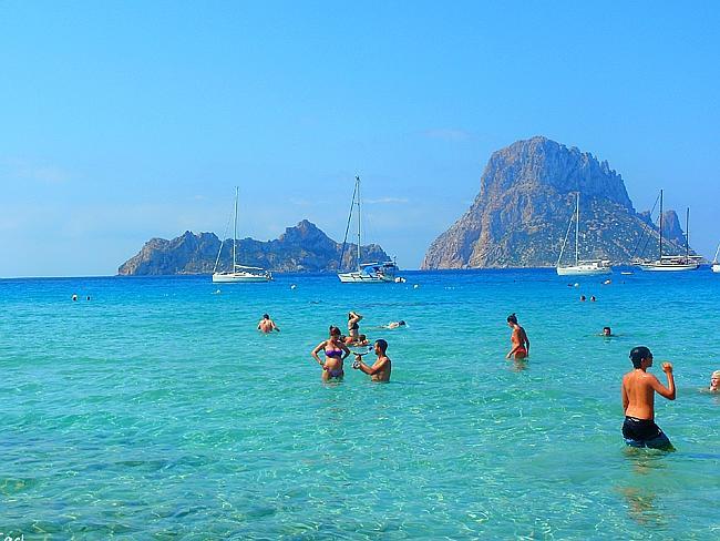 Эс Ведра - остров Ибица.