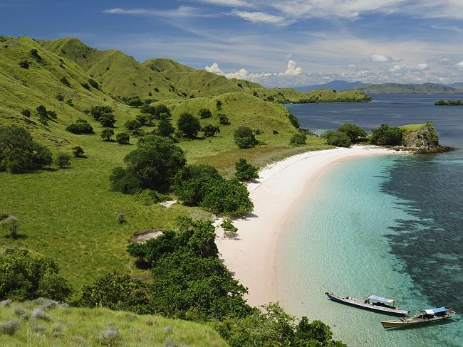 Флорес в Индонезии.