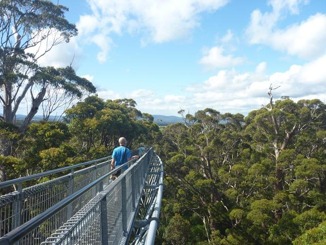 Долина Гигантов, штата Западная Австралия.