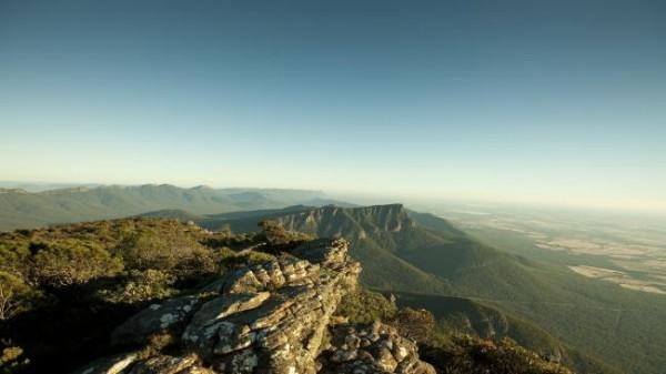 С Грампианских гор открываются потрясающие виды, здесь вас ждет много интересных мероприятий.