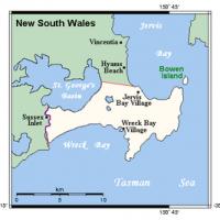 Территория Джервис Бей ( Jervis Bay Territory, JBT)