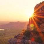 Редкий взгляд на национальный парк Какаду