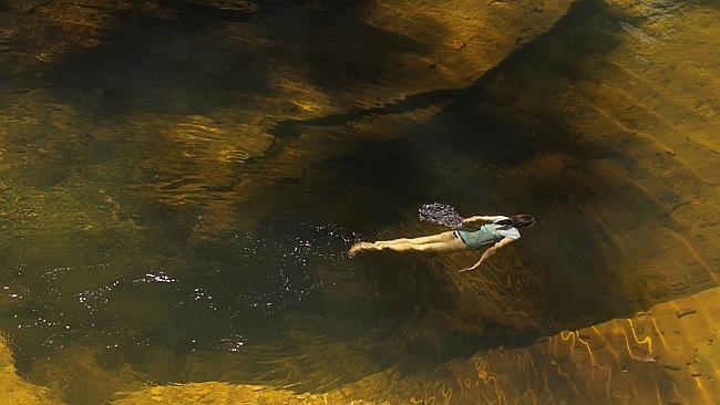 Национальный Парк Кариджини, Хоптаун, штат Западная Австралия.