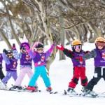 Шарлотта Пасс и Сельвин: Австралийские снежные поля в 2017 году, ч4