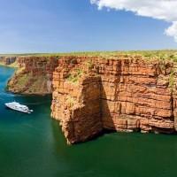 Приключенческий круиз в Кимберли, Западная Австралия.