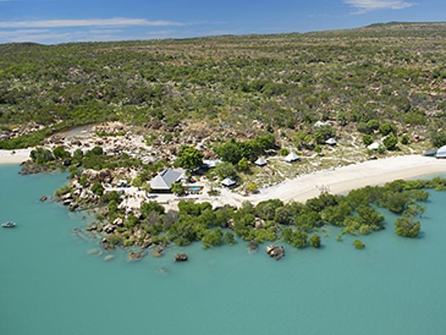 Прибрежный Кэмпинг Кимберли / Kimberley Coastal Camp - Кимберли, штат Западная Австралия.