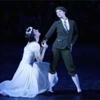 "Сцена из балета ""Корсар"""
