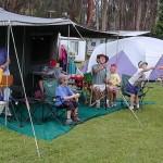 Лучшие кемпинги в штате Виктория: Поездка с ночевкой к нагорью Майор Митчелл и Озеро Эйлдон, ч3