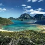 Достопримечательности Австралии – остров Лорд-Хау