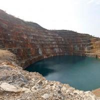 Теперь Мэри Кэтлин – это заброшенный урановый рудник. Шахта. Штат Квинсленд, Австралия.