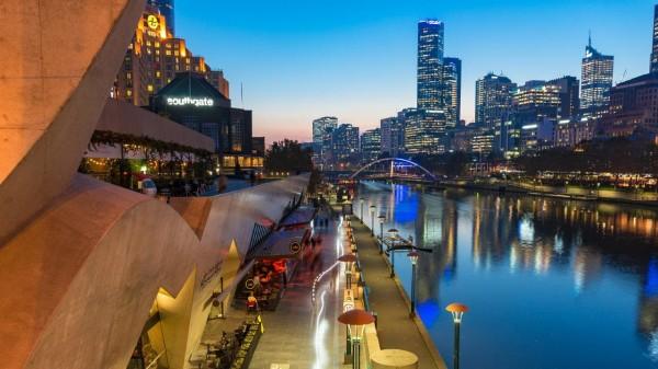 Мельбурн, Австралия.