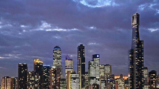 Мельбурн.