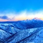 Маунт Хотман: Австралийские снежные поля в 2017 году, ч6