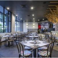 Новый ресторан Гнездо в отеле Джен, Брисбен.