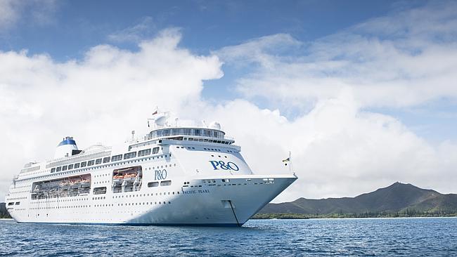 P&O-Cruises