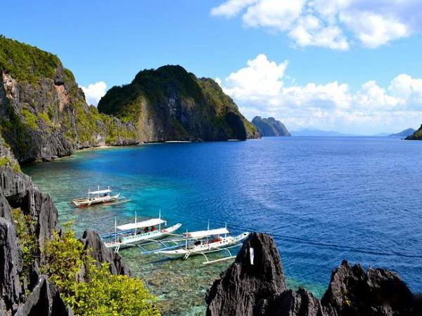 Остров Палаван, Филиппины.