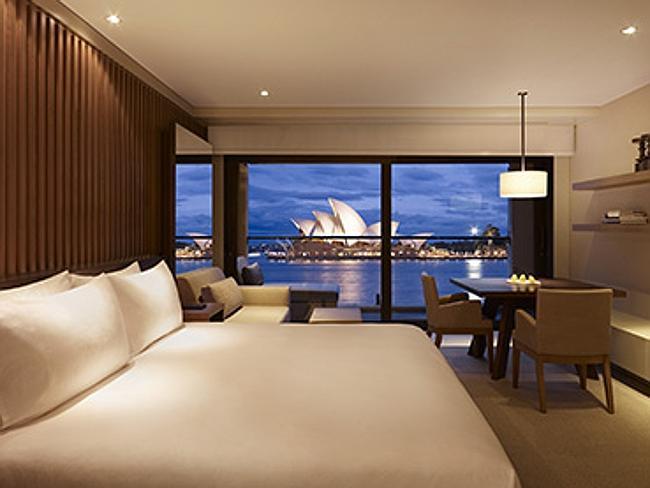 Отель Парк Хаятт / Park Hyatt - Сидней, штат Новый Южный Уэльс.
