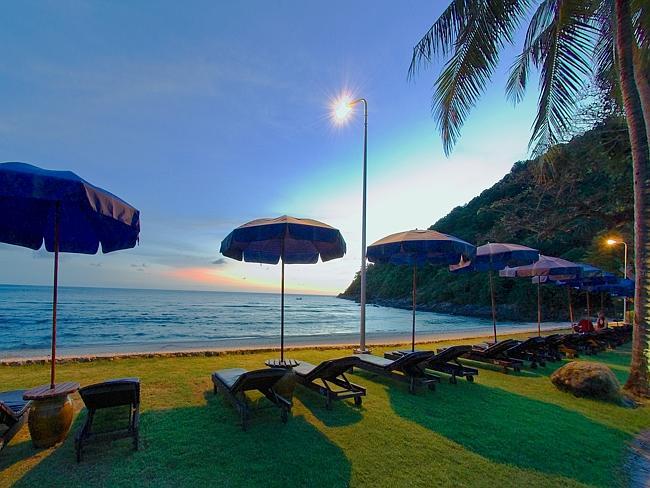 Пляж Патонг, Таиланд.