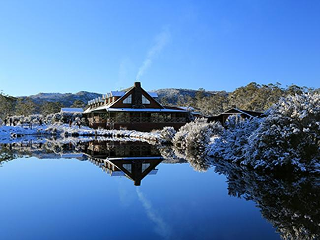 Пепперс Кредл Маунтейн Лодж / Peppers Cradle Mountain Lodge - Дангог, Тасмания, Австралия.