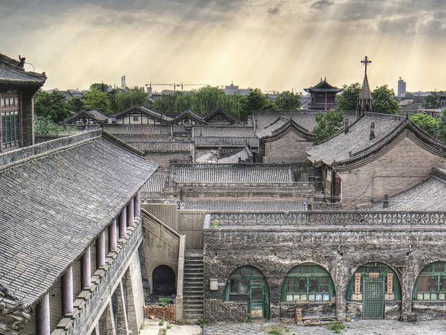 Пинъяо, Китай.