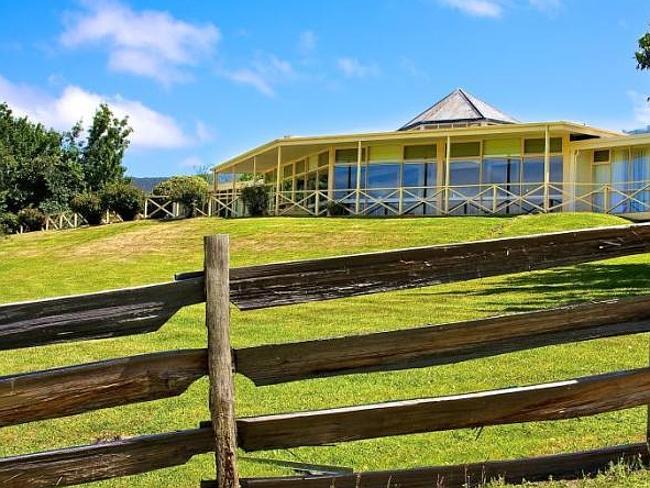 """Отель """"Порт Артур Мотор Инн"""", Тасмания, Австралия."""