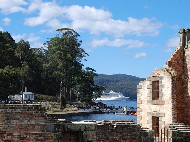 Порт Артур, Тасмания.