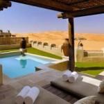 Топ-10 самых экстраординарных мест для отдыха: Каср Аль Сараб, ОАЭ