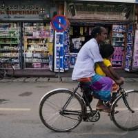 Простая жизнь в Шри-Ланке.
