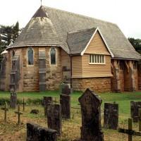 Церковь Св.Варнава на Острове Норфолк попала в этот список.