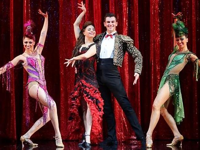 Кабаре-балет Strictly Ballroom