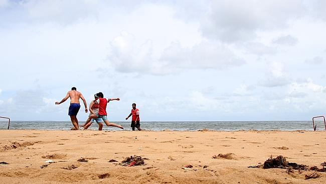 Пляж Саттонс в Редклифф вошел в Топ-10