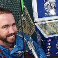 Исполнительный директор Ассоциации рыболовов-любителей штата Северные Территории Тристан Слоан.