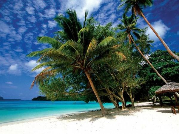 """Курорт """"Этаф"""", остров Вануату."""