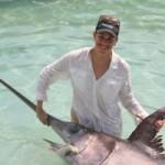 Рыбалка на Карибах запомнится на всю жизнь!