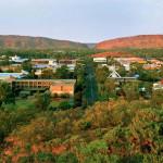 Алис Спрингс – город Северной Австралии