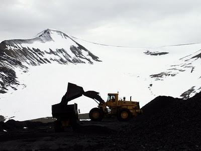 Угольные месторождения близ ньюкасла
