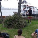 «Добро пожаловать в страну: путеводитель по коренной Австралии», ч3