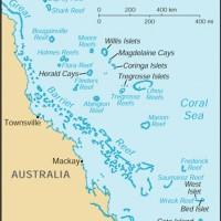 Территория островов Кораллового моря (Coral Sea Islands Territory)